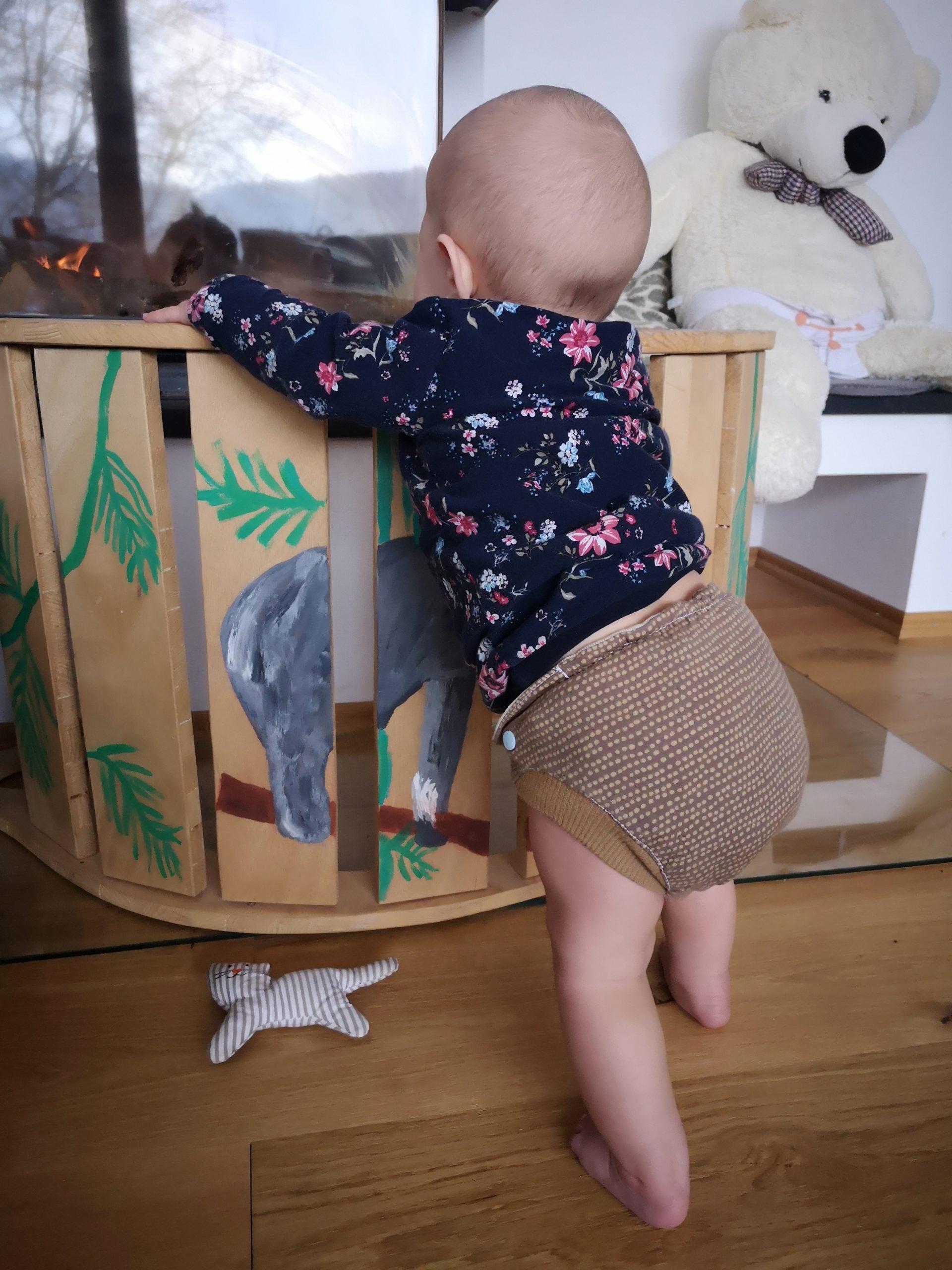 Windeln meine tochter trägt Tochter möchte
